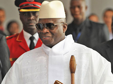 Tourists Evacuated as Yaya Jammeh Faces Deadline
