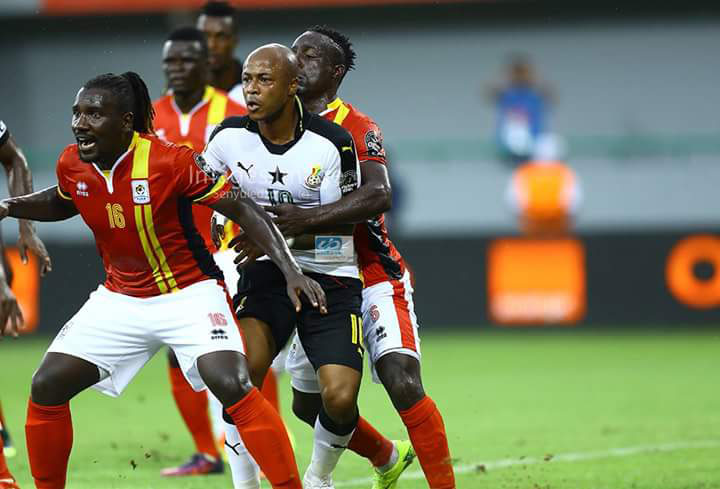 Ghana Make Winning Start Against Uganda