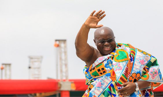 President Akufo-Addo delivers maiden State of the Nation Address