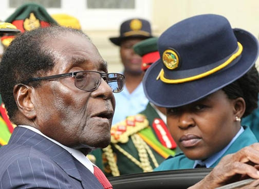 Zimbabwe's Mugabe decries party indiscipline