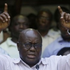 Ghana election: President Mahama admits defeat in poll