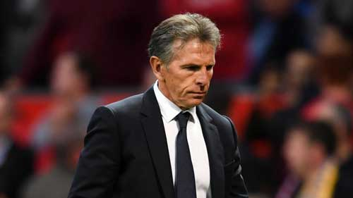 Leicester have sacked manager Claude Puel