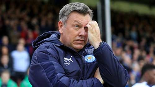 Leicester City fire manager Craig Shakespeare. Photo credit  - Eurosport