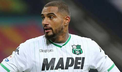 Kevin-Prince Boateng joins Barcelona on loan from Sassuolo