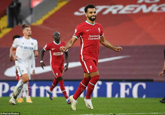 EPL Week 01 Roundup: Salah bags hat-trick as Reds outlast Leeds in seven-goal thriller, Arsenal thrash Fulham, Palace and Newcastle off to flying starts