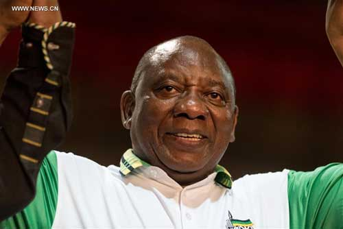 Cyril Ramaphosa: The man set to become South Africa's new leader