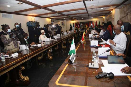 ECOWAS meeting in Accra to find solution to political crisis in Mali
