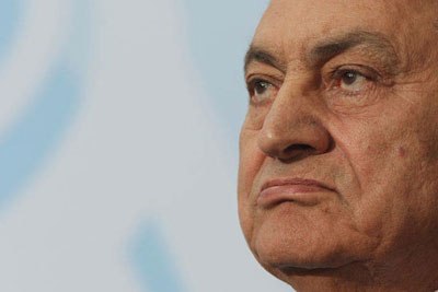 Egypt's ousted president Hosni Mubarak freed from detention