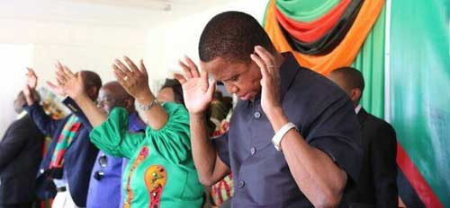 Zambia Starts Prayers and Fasting Against Cholera Outbreak. Photo credit: faceofmalawi