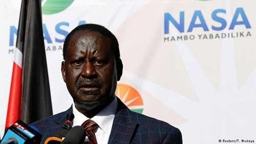 Odinga: October 26 election will be worse than the previous one