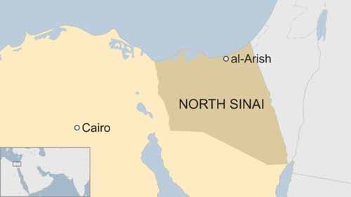 85 Killed in Sinai Mosque Attack