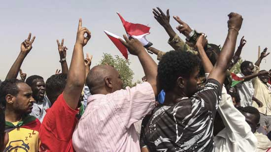 Celebrations in Sudan after Bashir is ousted