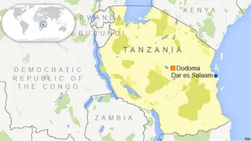 Tanzania charges mob with killing, burning five 'witches'