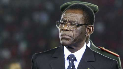 President Obiang says 'Equatorial Guinea's attempted coup began in France'