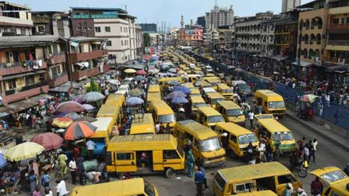 Lagos is predicted to have 30 million people by 2050 - and will struggle to create jobs for them all