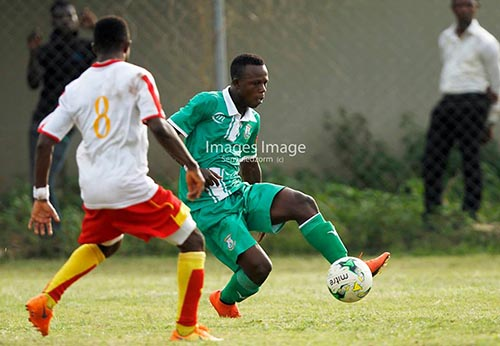 File image - Eleven Wonders drop points, Karela pip FC Samartex, Hasaacas, Vision FC and Gold Stars waver