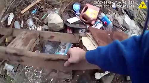 Body Camera Video Allegedly Shows Baltimore Police 'Plant' Drugs