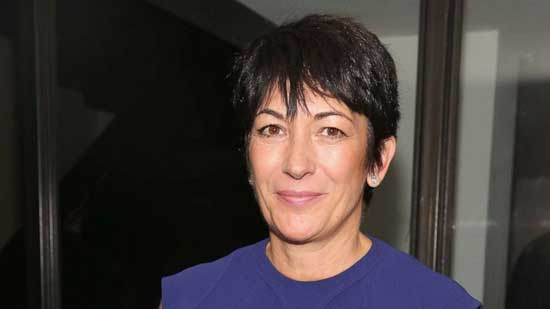 Ghislaine Maxwell at Spring Studios in New York City, Oct. 18, 2016.Ghislaine Maxwell at Spring Studios in New York City, Oct. 18, 2016. Patrick McMullan via Getty Images, File