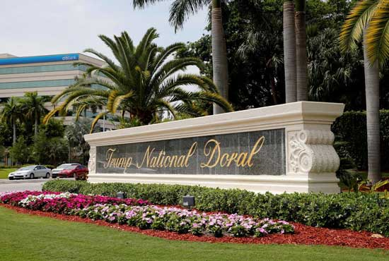 G-7 summit won't be at Trump National Doral Miami resort: Trump