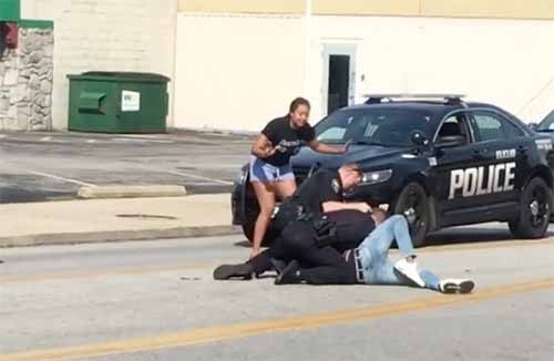 Euclid police release statement on violent arrest captured on video, shared on social media