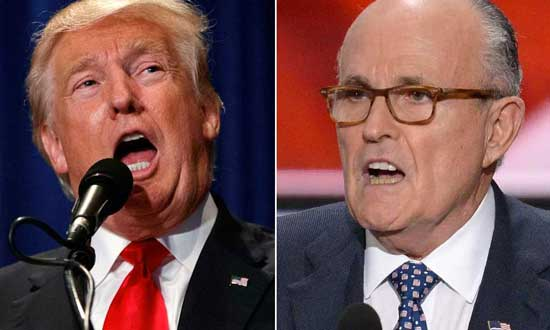Trump Just Threw His Own Attorney Under The Bus During Radio Interview. Image credit - politicaldig