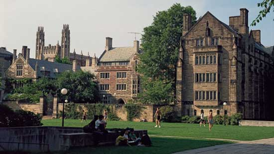 DOJ sues Yale for allegedly discriminating against Asian American, white applicants