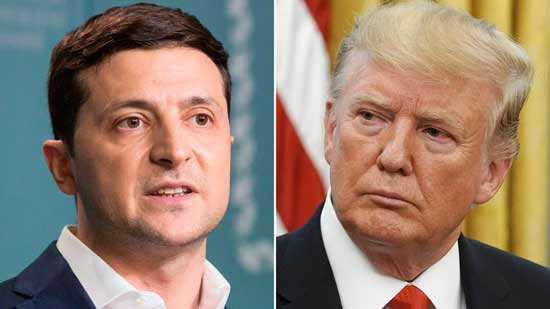 Read Trump's phone conversation with Volodymyr Zelensky