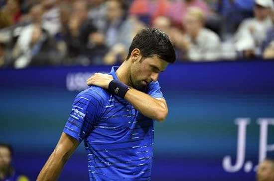 Djokovic's U.S. Open title defense derailed by injury