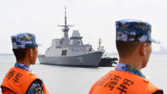China to show new warships as Beijing flexes military muscle on navy anniversary