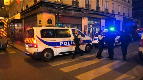 French police say suspected Paris attacker of Chechnyan origin