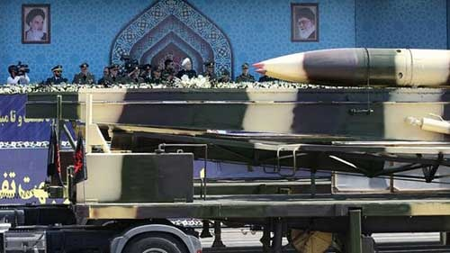 Iran successfully test-fires new ballistic missile