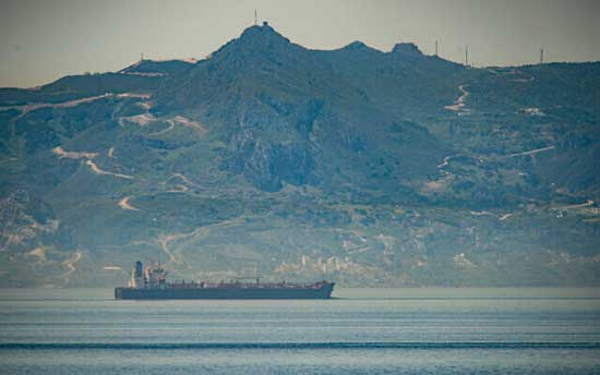 1st Iranian ship reaches Venezuela with no sign of US threat