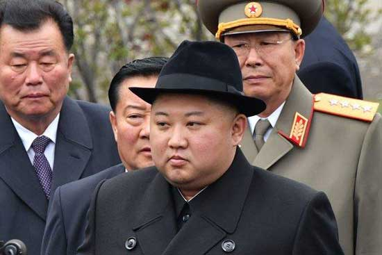Leader of North Korea, Kim Jong Un . File image