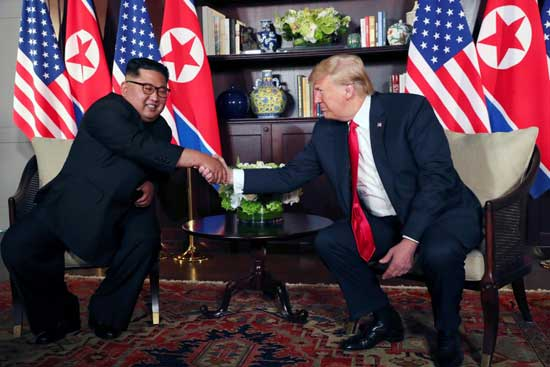Historic Trump-Kim summit ends with promise, light on substance