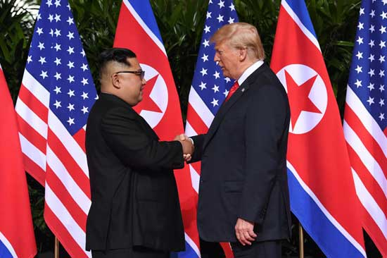 A second meeting with Kim Jong-Un? Trump wants to win the Nobel Prize!