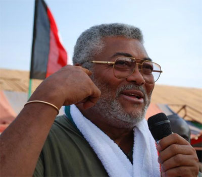 OPEN LETTER TO FORMER PRESIDENT RAWLINGS