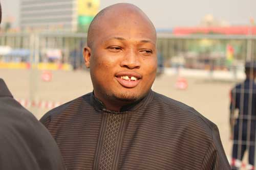 Member of Parliament for North Tongu (VR) and Ranking Member of the Foreign Affairs Committee of Parliament, Samuel Okudzeto Ablakwa.