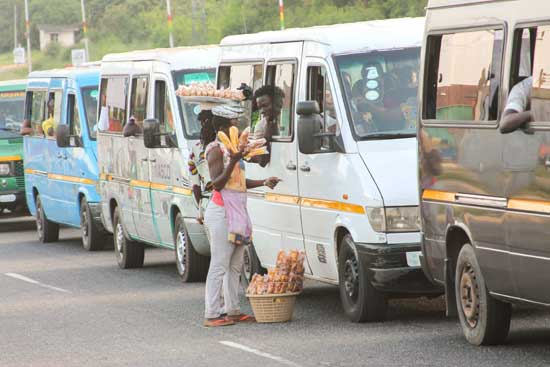 Commercial vehicles to return to picking regular number of passengers