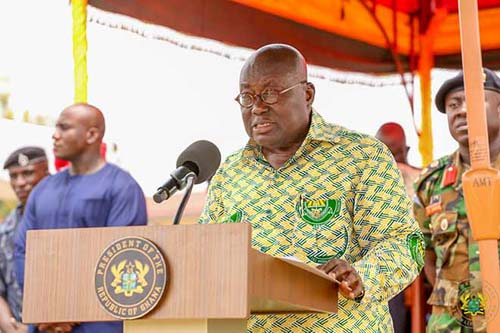 """Good News About Electricity Tariffs In 2018 Budget"" – President Akufo-Addo Assures Industry"