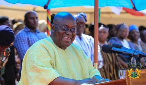 Speech By President Akufo-Addo At The 62nd Independence Day Celebration Parade