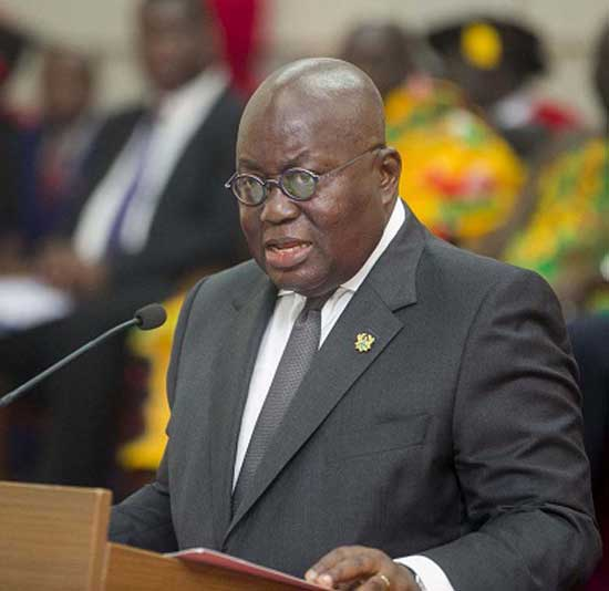 """Poverty no longer barrier to education in Ghana"" – Pres Akufo-Addo"