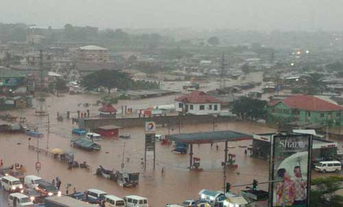 Floods in Ghana: The need to avert future disasters