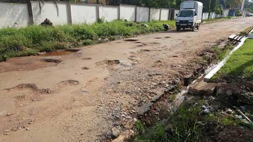 Private solutions for public problems: the case of Dzorwulu and Abelenkpe roads