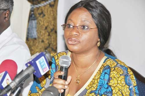 President Akufo-Addo Removes EC Chairperson and two her two deputies from office