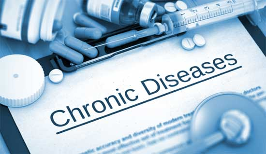 Chronic Diseases: My Personal Conversation. Image credit - medlife