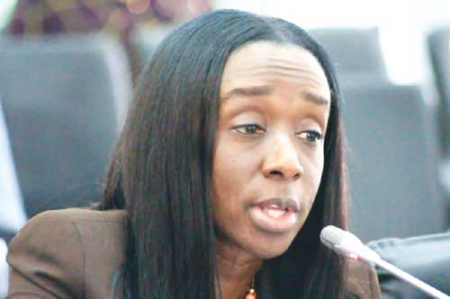 Ms Delese Mimi Darko — CEO, Foods and Drugs Authority, Ghana