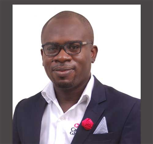 The author, Dr. Raphael Nyarkotey Obu, RND, PhD