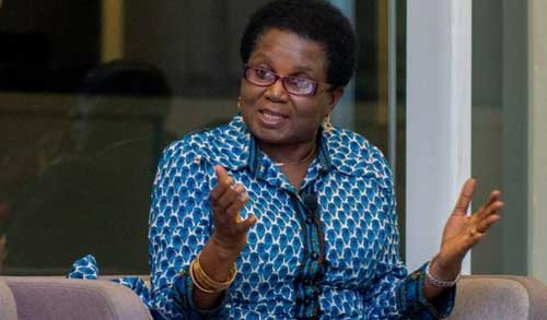 Elizabeth Ohene - The writer