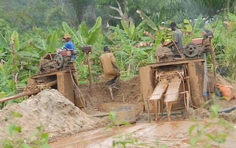 Do Not Ban Galamsey and Small Scale Mining- Wassa Amenfi Galamseyers and Small Scale Miners Cry
