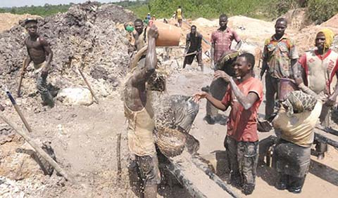 'Onslaught on galamsey in the offing'. Govt to outline action soon - Veep